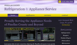PC Refrigeration - Used Appliances
